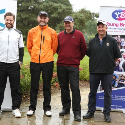 Jones Building Group come first in Capita's 12th Annual Charity Golf Day for second year in a row.