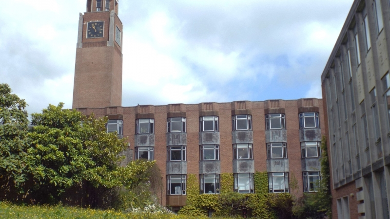 Northcote House Re-roofing and Re-pointing - University of Exeter
