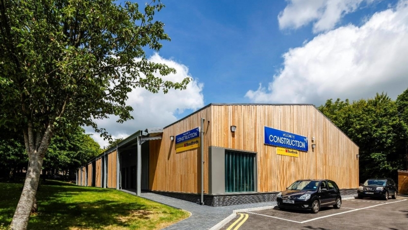 Yeovil College Construction Skills Centre