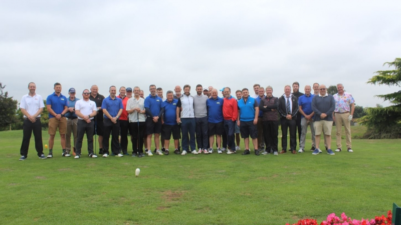 Jones Building Group's Second Corporate Golf Day a Success
