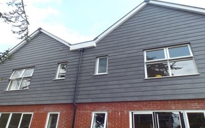 Rose Lodge - Care Home Extension