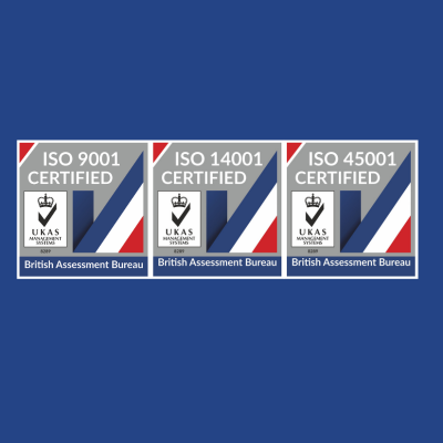 Did you know that Jones Building Group holds 3 ISO accreditations?
