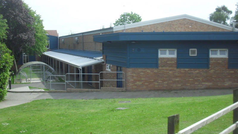 Bucklers Mead Academy - Sports Hall & Changing Refurbishment