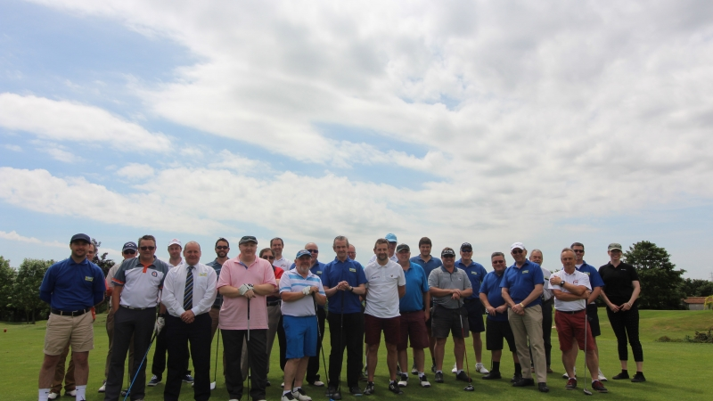 Jones Building Group enjoy Corporate Golf Day