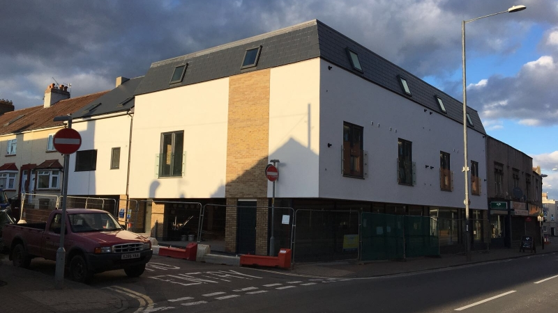 88-94 West Street, Bedminster Project is now complete